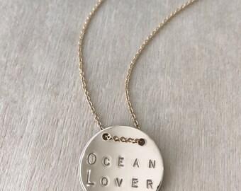 Ocean Lover Necklace