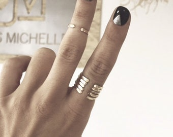 Open Stacking Rings
