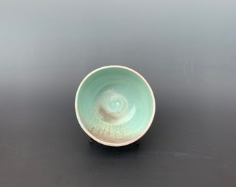 From The Flames Wood Fired Small Bowl 3 by Lynn Isaacson