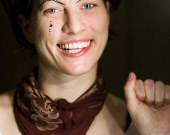 Amanda Palmer Smiling Fine Art Portrait 8x10 Print