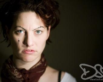 Amanda Palmer Portrait - 8x10