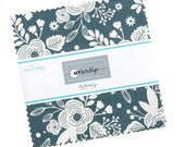 PRE-ORDER My Heritage 5 quot Square Stacker Pack by Mind 39 s Eye for Riley Blake Designs