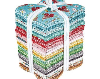 PRE-ORDER ** Stitch 42 Fat Quarter Bundle by Lori Holt of Bee in my Bonnet for Riley Blake Designs