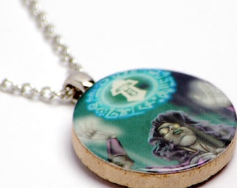 WoW Paladin Necklace Gamer Merch World of Warcraft Jewelry Stainless Silver or 18k Gold Finish