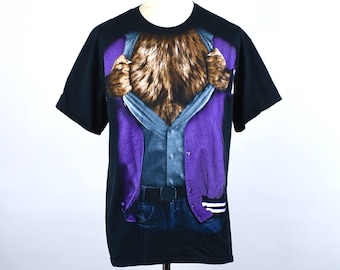 735c7b840b61 Vintage Teen Wolf T-Shirt