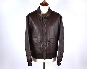 0b81f42f3 A2 bomber jacket   Etsy
