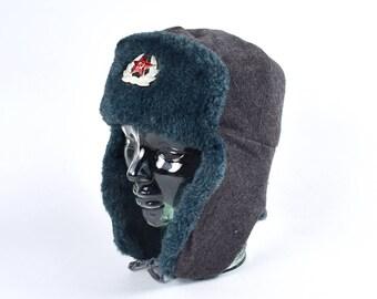 595998d00542d Communist Cold War Era USSR Ushanka
