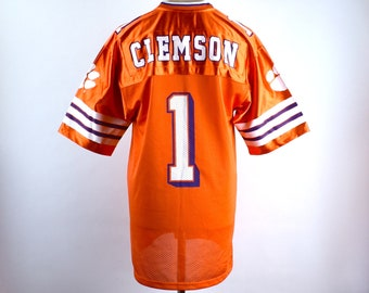 f51646559d3 1990's Clemson Tigers Jersey, Size Small