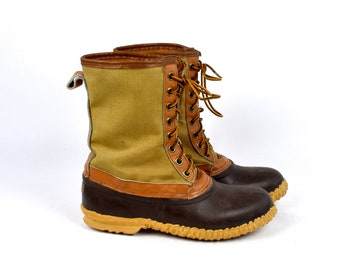 a8cfed47e55e1 Canadian made boot 9 | Etsy