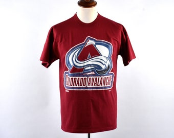 Vintage Colorado Avalanche T-Shirt by Russell Athletic f1ad5eaa0