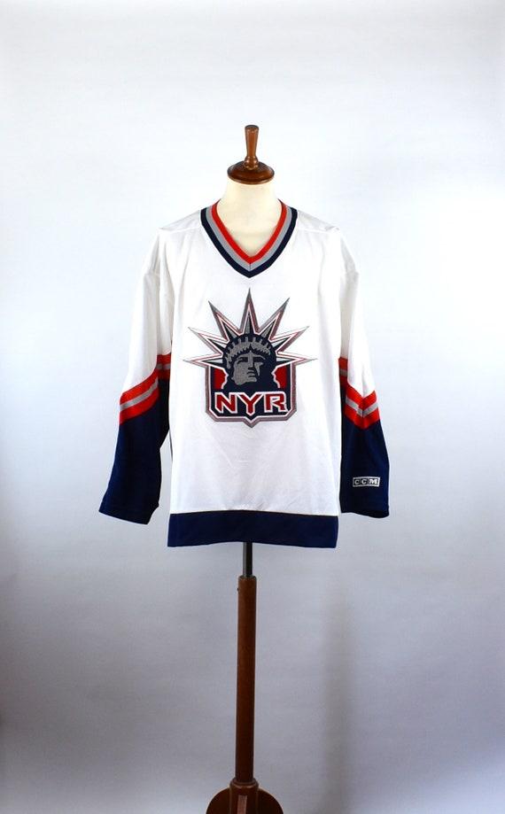 f65bf36ba New York Rangers Statue of Liberty Jersey New York Rangers