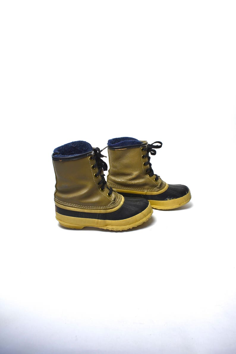 f5df3ee7e3858 Original Kaufman Sorel MANITOU All Weather Boots, Made in Canada