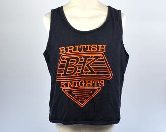 1980's British Knights Tank Top
