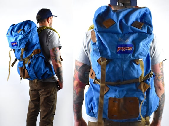 1980's JanSport Multi-pocket Trail and Camping Pac