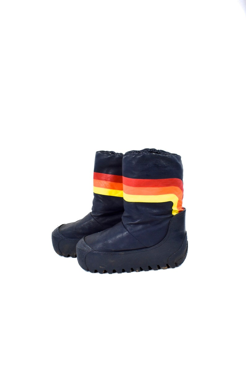 54bbc718dcd80 1970's EAGLE Snow Boots by St. Moritz, Made in Italy