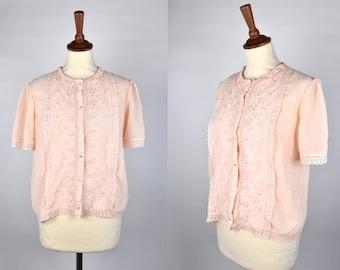 Delicate Blush Pink Blouse