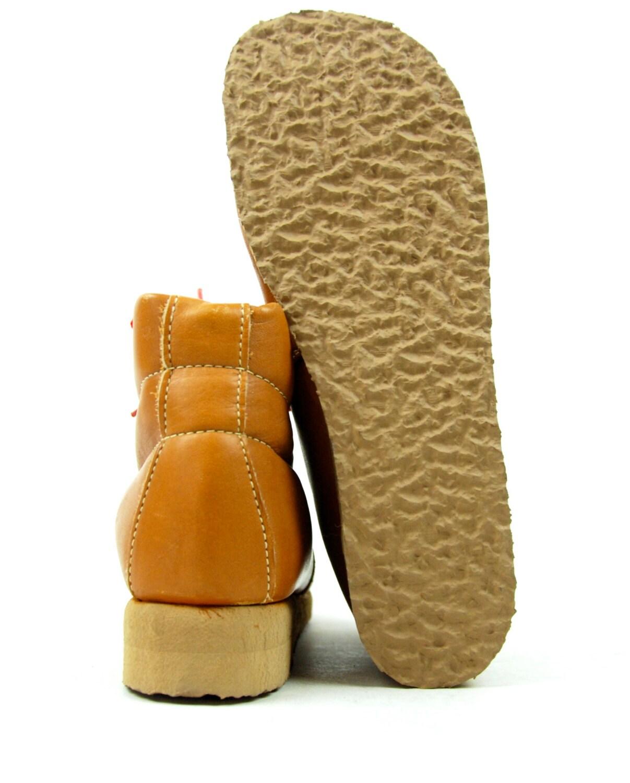 années 1960 casual bottines - taille alpinisme Style, taille - pour femmes 8 M a04926