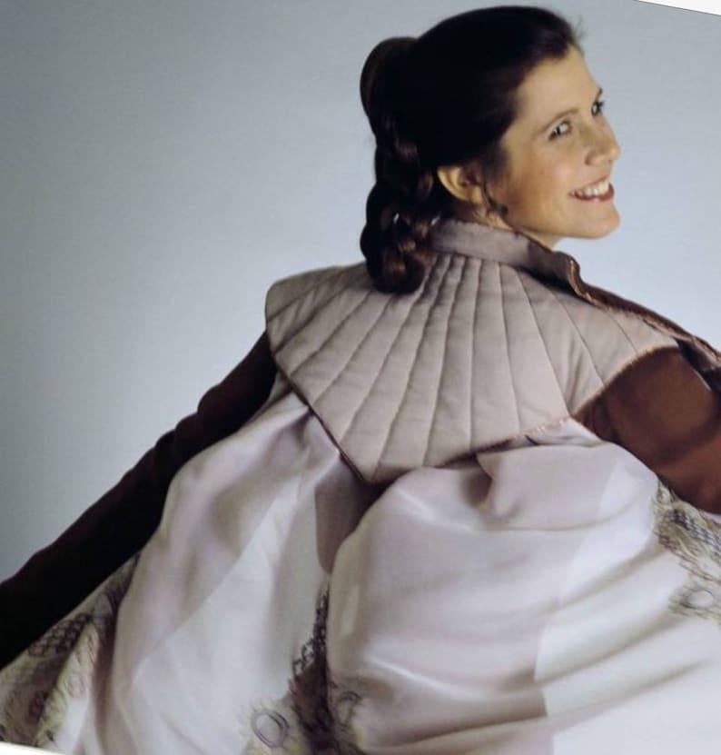 58b23b7f5d4 Princess Leia Bespin Cloud City Cosplay Costume -Custom Made Tunic, Pants,  Belt &