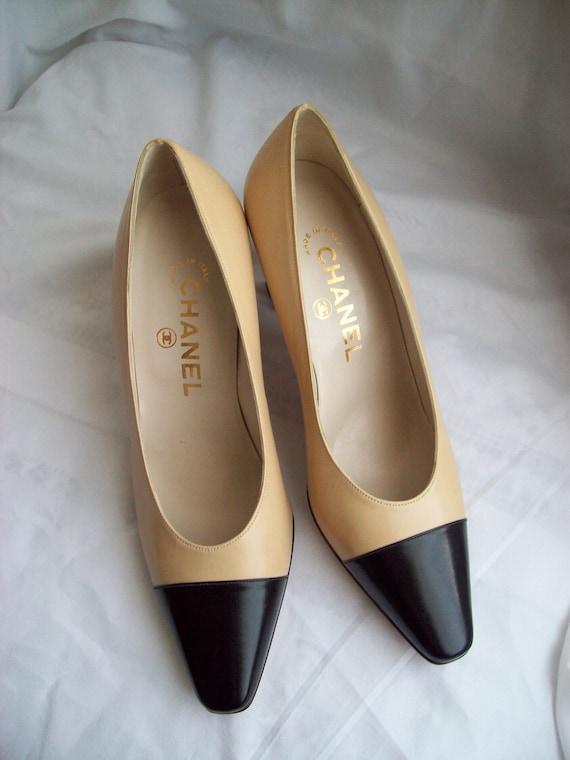 Sale Chanel Pumps Shoes Vintage