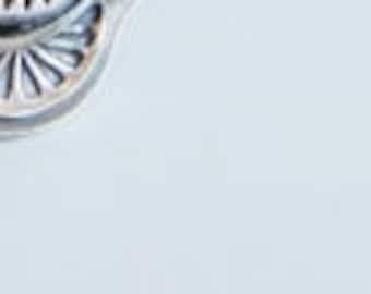 Sterling Silver Ocean Jasper Ring-Size 6.75 -Ocean Jasper Jewelry-Handcrafted Silver Ocean Jasper Gift