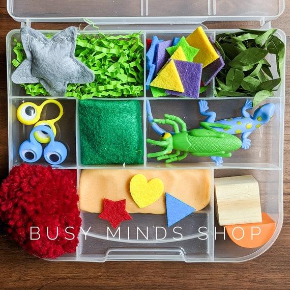 Bug Toddler Sensory Busy Box