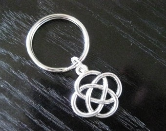Chinese Knot Key Ring