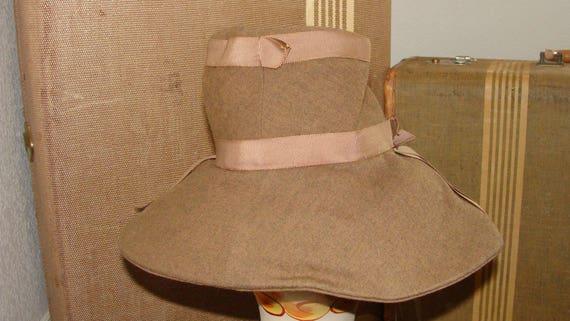 1930's Antique or 60's Vintage I am unsure Khaki … - image 6