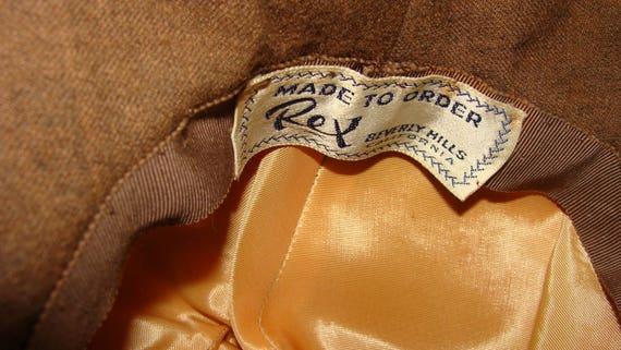 1930's Antique or 60's Vintage I am unsure Khaki … - image 7
