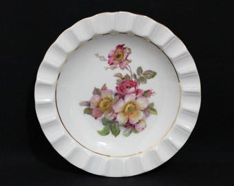 Schumann WILD ROSE Lady's Ashtray