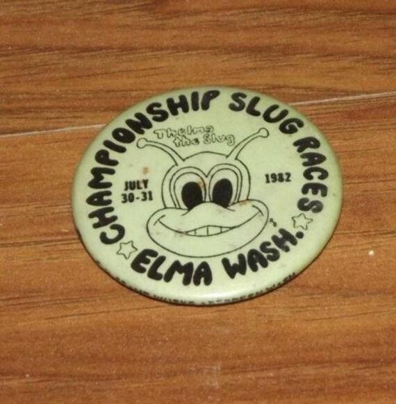 Championship Slug Races 1982 Elma Washington Thelm