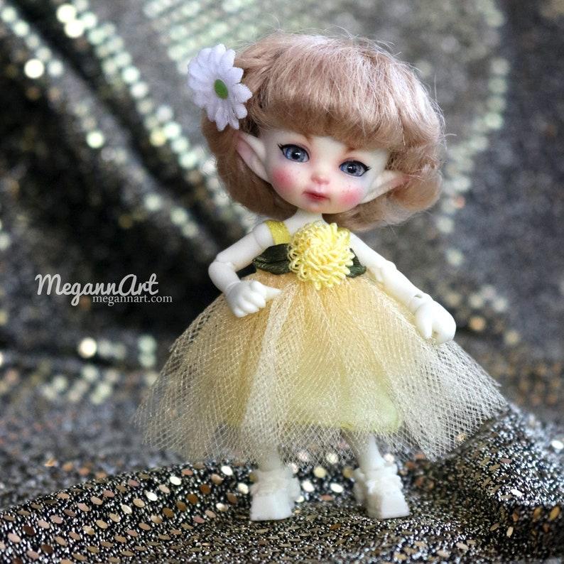 Yellow Dress for RealPuki
