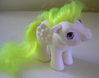 VIntage My Little Pony Baby Surprise G1