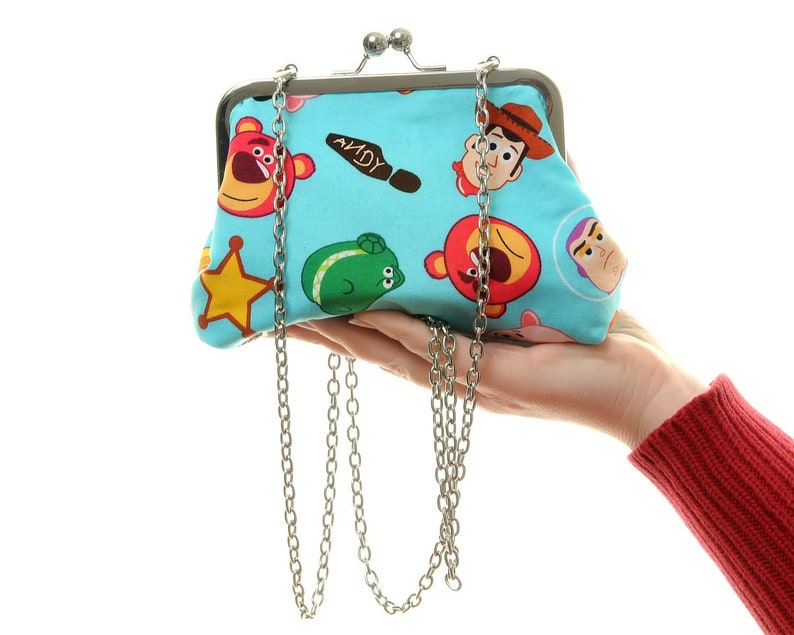 Disney Toy Story Evening Bag and Clutch In One image 0