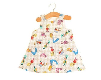 Alice and Friends Children's Dress