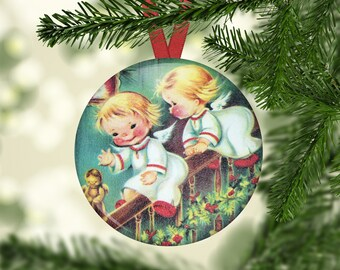 angel ornament for christmas tree decoration old fashioned christmas ornaments for kids orn 68