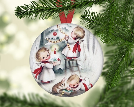 Old Fashioned Christmas Tree Decorations.Christmas Angel Ornaments For Christmas Tree Old Fashioned Christmas Ornaments For Kids Orn 69