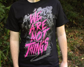 Mad Max Shirt Fury Road Shirt | We Are Not Things Mad Max T-Shirt | Imperator Furiosa Shirt