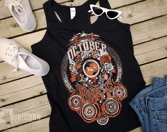 October Daye Tank Top | For fans of Seanan McGuire's October Daye series
