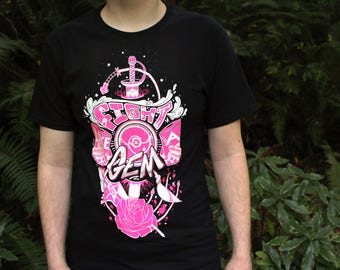 Fight Like A Gem Steven Universe Shirt | Rose Quartz Fight Like A Gem Shirt