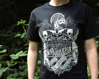 The Unholy Masquerade T-Shirt