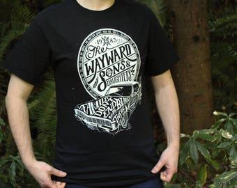 Supernatural Shirt  | Wayward Sons Supernatural T-Shirt | Sam and Dean Winchester shirt