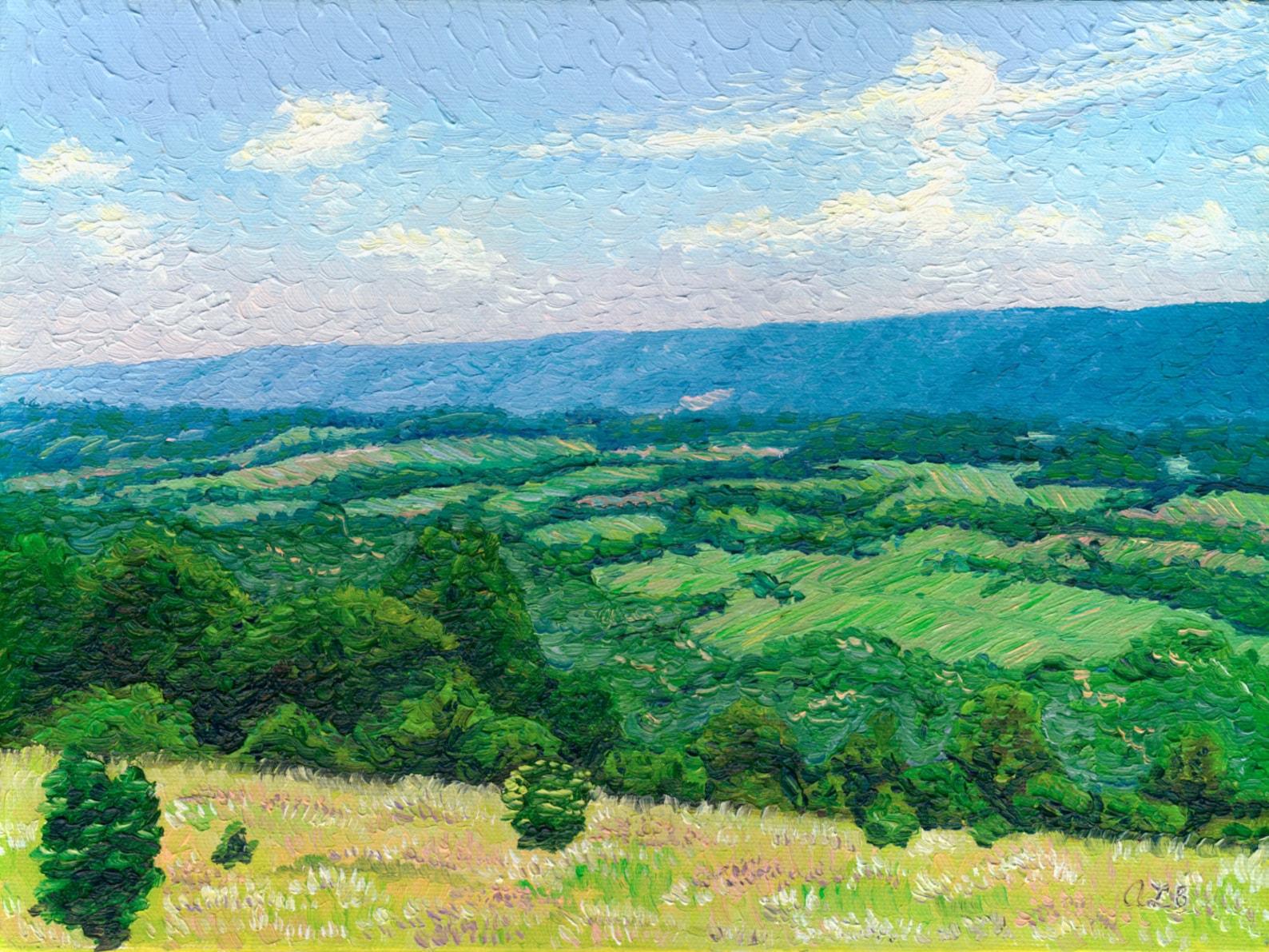Audra's Oil Paintings (Buy)