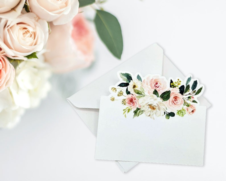 Blank Gift Cards for Wedding Events and Bridal Showers image 0