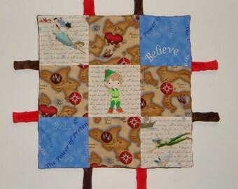Peter Pan Blanket Etsy