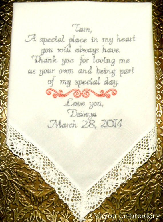 974f74b64b2701 Stepmother of the Bride StepMom   A special place in my heart you will ...