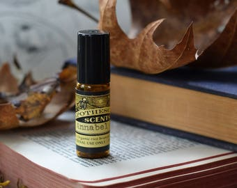 ANNABEL LEE Perfume Oil - Ocean Air, Driftwood, Lily, Rose, and More - Available in 3 Sizes