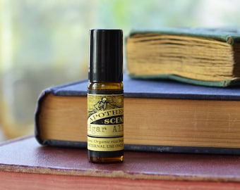 EDGAR ALLAN POE Perfume Oil (Available in Three Sizes)
