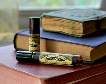 MARY SHELLEY Natural Perfume Oil (Available in 2 Sizes)