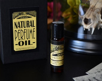 TRANSFORMATION Natural Perfume Oil - Agave, Blood Orange, Sage, and More - Available in 2 Sizes