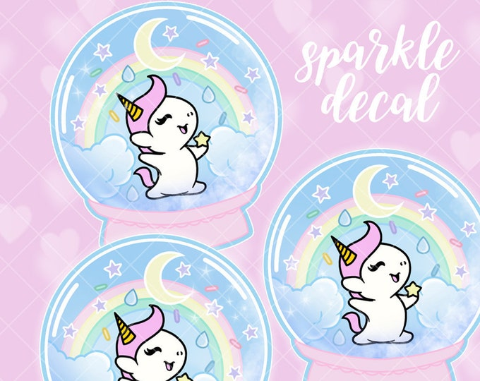 Chance of Sprinkles Sparkle Overlay Decal